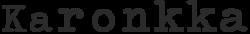 Logo-Karonkka